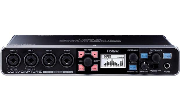 Roland OCTA-CAPTURE UA-1010 USB Hi-speed Audio Interface
