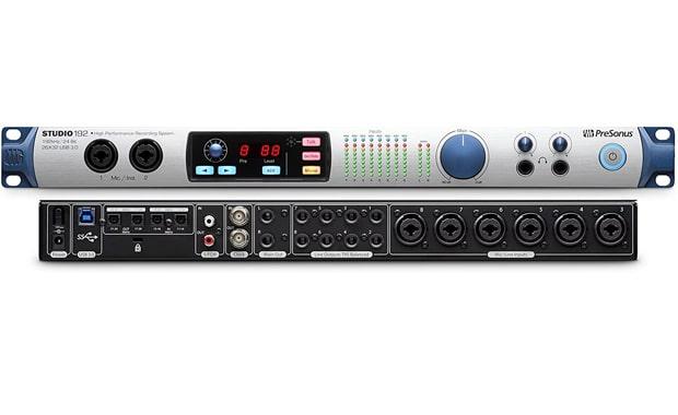 PreSonus Studio USB 3.0 192 Audio Interface