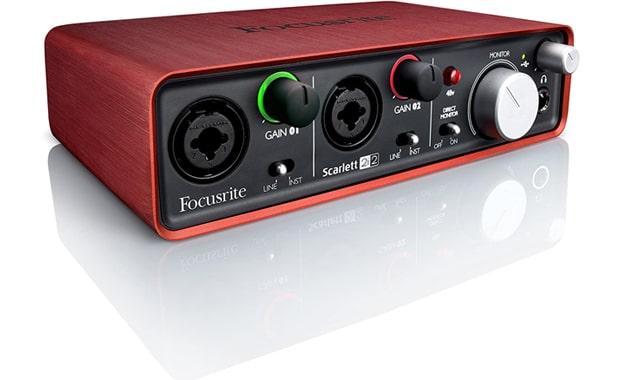 Focusrite Scarlett USB 2i2 1st Gen Audio Interface