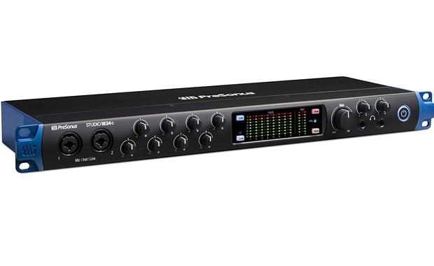 PreSonus Studio USB-C 1824c Audio Interface