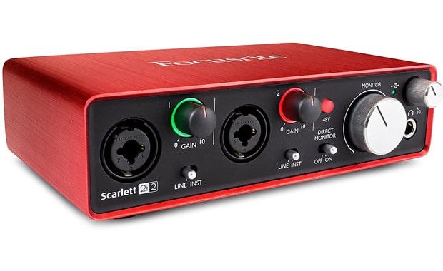 Focusrite Scarlett 3rd Gen USB 18i8 Audio Interface