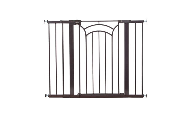 Safety 1st Decor Easy Install and Wide Baby Gate-With Pressure Mount Fasting
