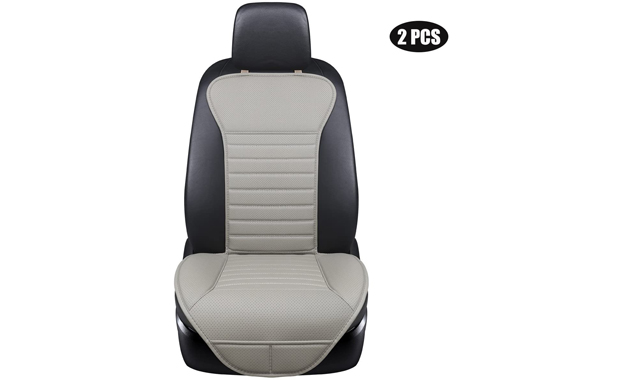 EDEALYN PU Leather Universal Seat Cover