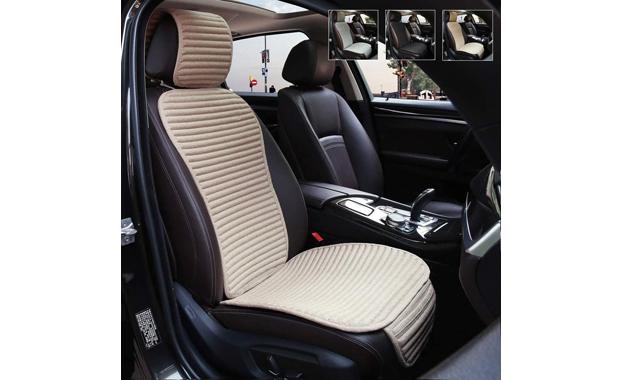 Suninbox Universal Buckwheat Car Seat Cover