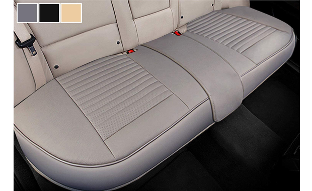 Big Ant Separated Back Seat PU Leather Cover