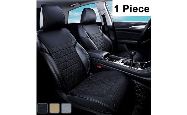 Kingphenix Luxury Leather Non-Slip Car Seat Cover