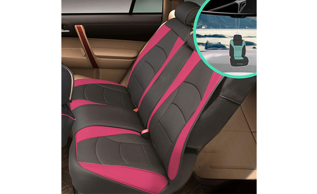 FH Group Highest Grade Ultra Comfort PU205013 Faux Seat Cover