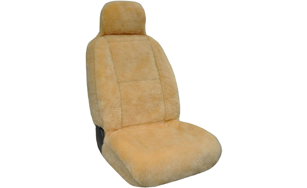 Eurow Luxury Premium Pelt Sheepskin Comfortable Seat Cover
