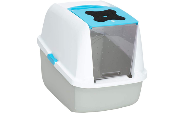 Catit Hooded-Cat Litter Boxes