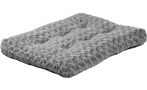 MidWest Homes for Pets-Deluxe Super Plush Pet Beds-Machine Wash and Dryer   Friendly