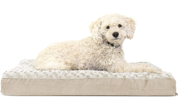 FurHaven-Ultra Plush Deluxe-Orthopedic Pet Bed-Mattress for Dogs and Cats