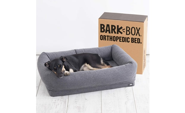 Barkbox 2-in-1 Memory Foam-Dog Cuddler Bed