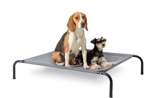 Bedsure-Original Elevated Dog Cot Bed-35/43/49 Inches-Raised Dog Cot