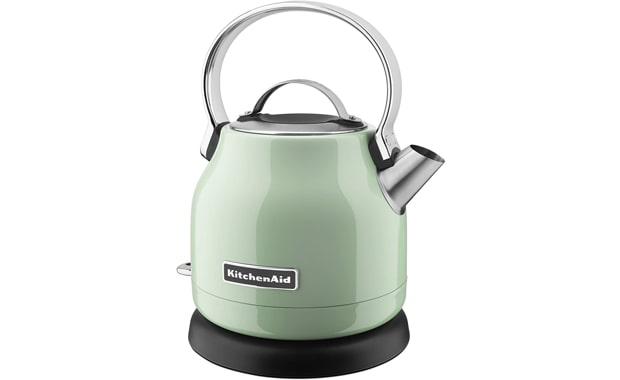 KitchenAid 1.25-Liter KEK1222PT Pistachio Electric Kettle