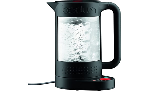 Bodum Bistro 11659-01US Dual Wall Electric Kettle