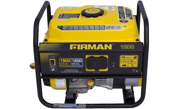 Firman P01201 Portable CARB Certified Gas Generator
