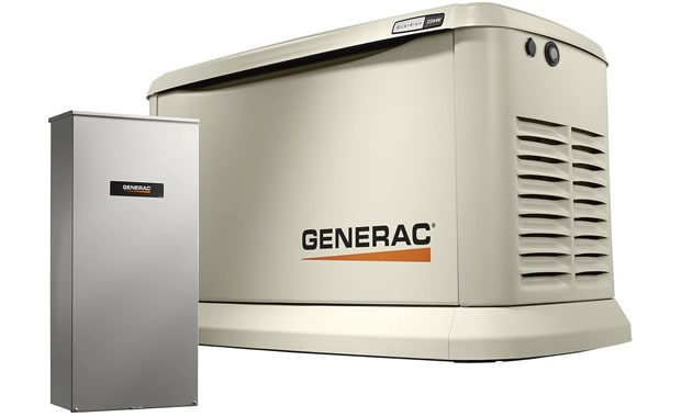 Generac 7043 Air Cooled Standby Generator