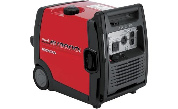 Honda EU3000IH1A Portable Generator