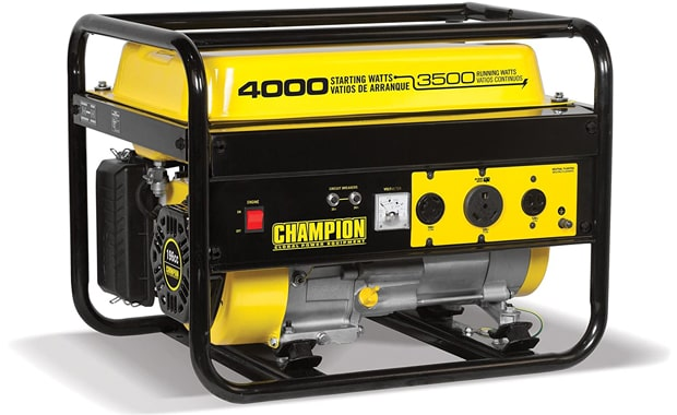 Champion RV Ready CARB-Compliant 3500-Watt Portable Generator