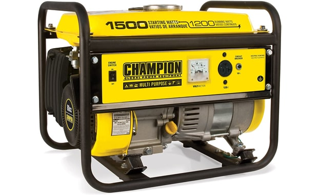 Champion 42436 Portable 1200-Watt Generator