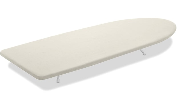 Whitmor Tabletop Cream Ironing Board