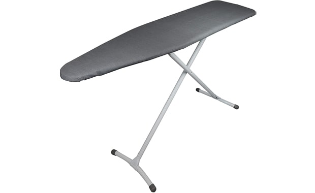 HOMZ Contour Stable Charcoal Solid Ironing Board
