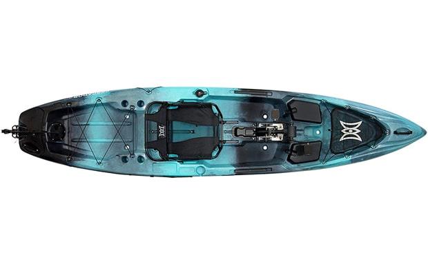 Perception Pescador Sit on Pilot 12 Fishing Kayak