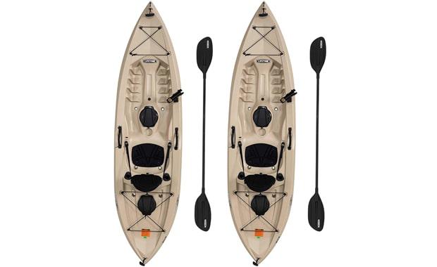 Lifetime Tamarack 90806 Angler 100 2 Pack Fishing Kayak