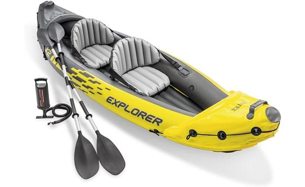 Intex Explorer 2-Person K2 Inflatable Kayak
