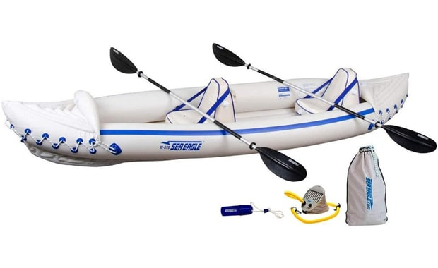 Sea Eagle 3 Person 370 Pro Inflatable Kayak