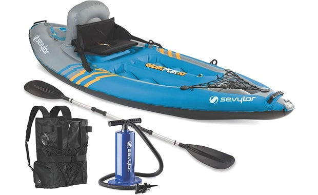 Sevylor Quikpak 1-Person K1 Kayak