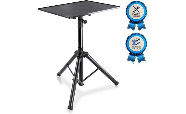 Pyle PLPTS3 Pro DJ Adjustable Laptop Stand