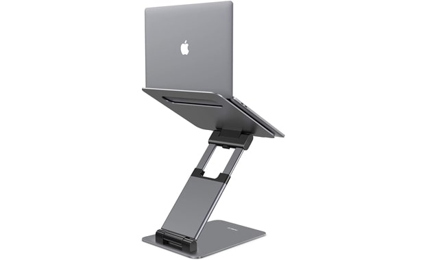 Nulaxy C5 Ergonomic, Adjustable, Sit-to-Stand Laptop Stand