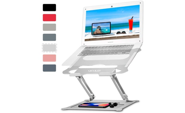 Urmust Adjustable, Ergonomic Laptop Stand Holder