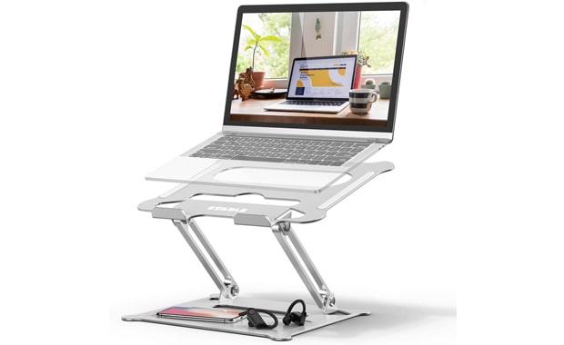 FYSMY Adjustable, Ergonomic & Portable Laptop Stand