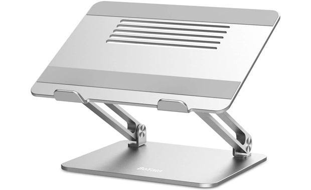 Boyata Adjustable Slide-Proof Laptop Riser