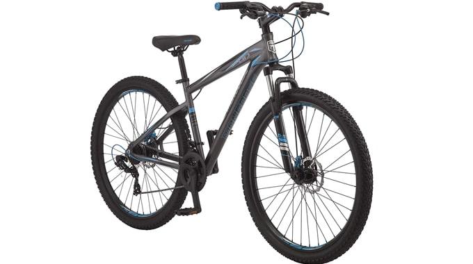 Northwoods Full Suspension Aluminum Mountain Bike