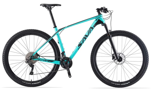 Best Pick: SAVADECK DECK300 M6000 Carbon Fiber Hard Tail Mountain Bike