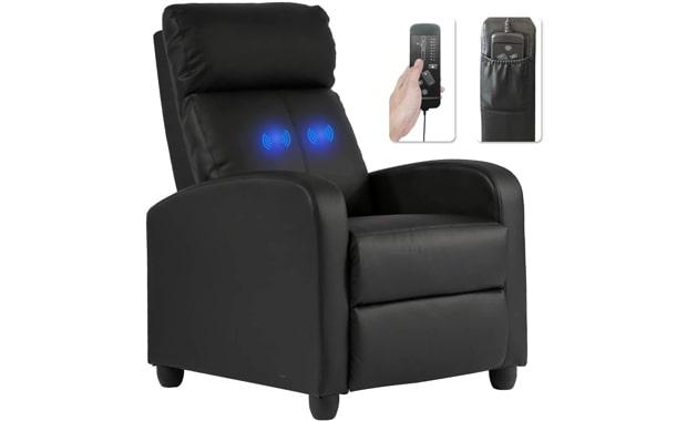 Best Massage Living Room Recliner Chair