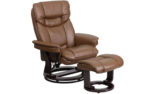 Flash Furniture Multi-Position Palimino Leather Recliner Chair