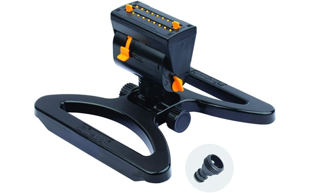 Melnor MiniMax Turbo 65003-AMZ Oscillating Sprinkler
