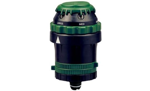 Kadaon 3600 Sq Ft Automatic Garden Lawn Sprinkler