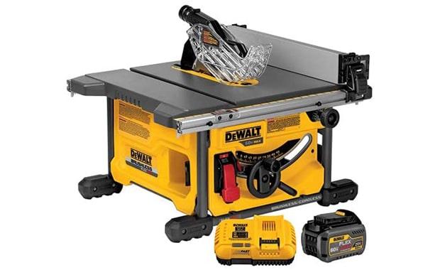 DEWALT 60V FLEXVOLT DCS7485T1 Table Saw