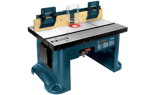 Bosch Benchtop RA1181 Router Table