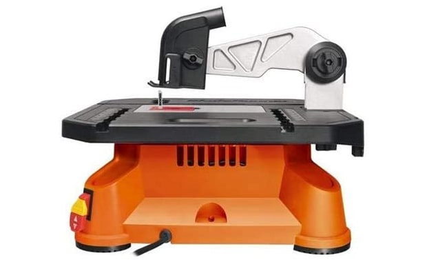 WORX x2 Blade Runner Portable WX572L Tabletop Saw