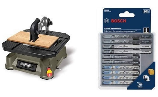 Rockwell X2 Portable RK7323 Tabletop Saw