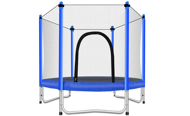 Fashionsport OUTFITTERS Blue 5 Feet Trampoline