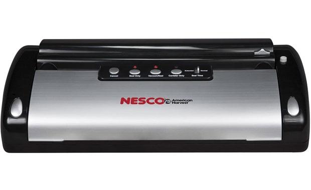 NESCO VS-02 Black Vacuum Sealer