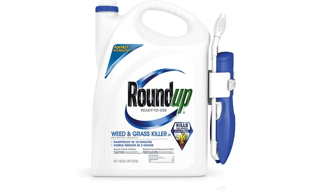 RoundUp 5200210 Ready-to-Use Weed and Grass Killer III with Comfort Wand-1.33   GAL