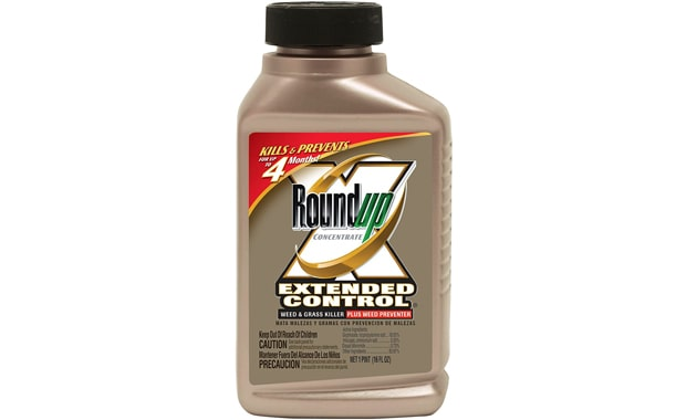 Roundup Concentrate Extended Control Weed and Grass Killer/Weed Preventer   II